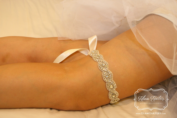Glam Bridal Garters by Glam Garters Bridal Accessories - 003