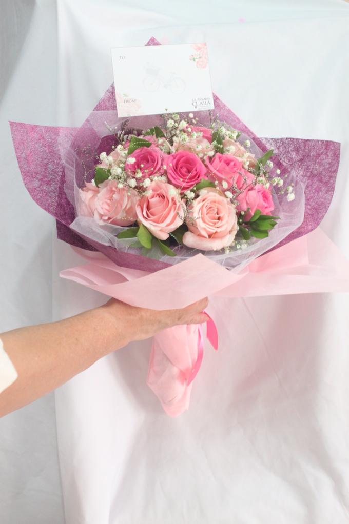 Hand bouquet by La Fleuriste Clara - 006