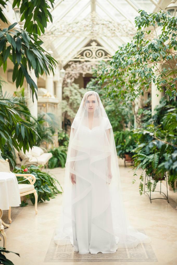 """My Little Bird"" Wedding Dresses Collection  by APILAT - 032"