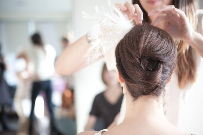 Wedding Updo's by The Backpackingstylist - 004