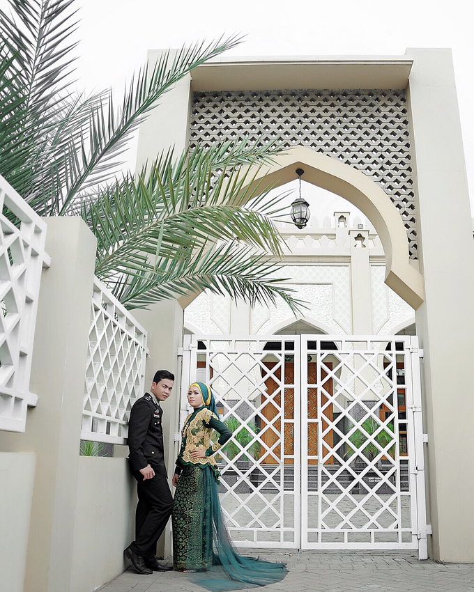 Story of prewedding : Linda & Mei by glamour photography - 002