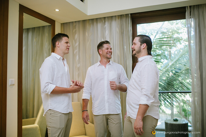 Amanda & Nicholas Wedding by Courtyard by Marriott Bali Nusa Dua - 015