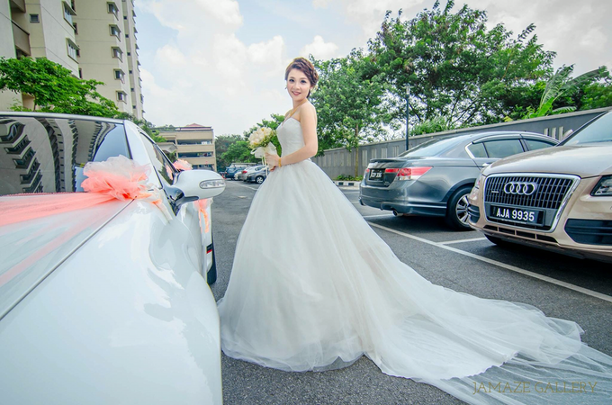 Kah Pei & Sook Kwan Wedding Ceremony by Jamaze Gallery - 017