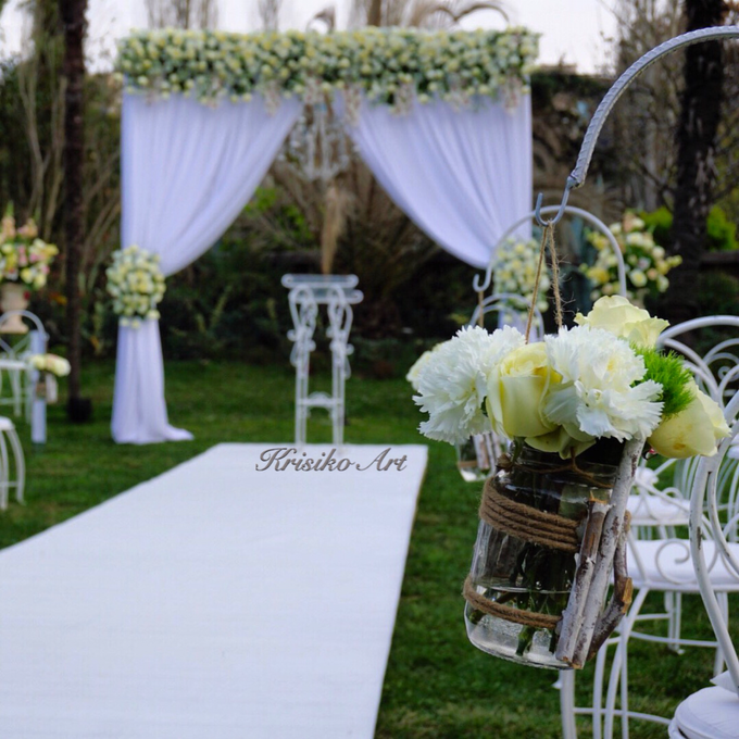 Bucur & Ilir Wedding by Krisiko Art - 001