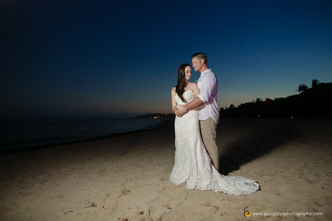 Amanda & Nicholas Wedding by Courtyard by Marriott Bali Nusa Dua - 038