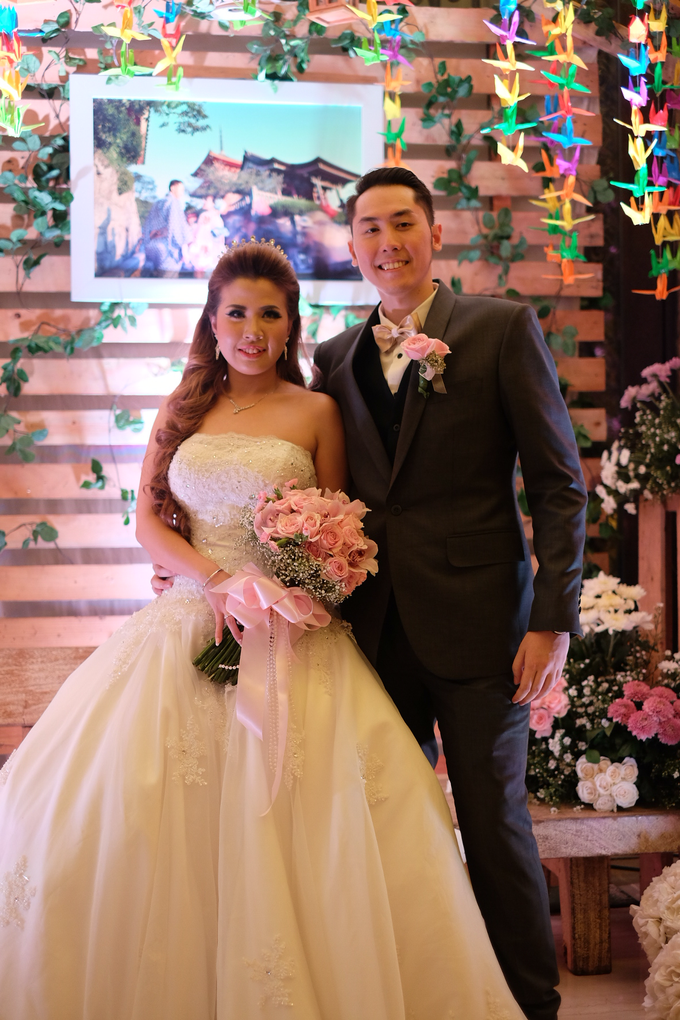 The Wedding of Christian & Monic  by Niken Xu Makeup Artist - 008