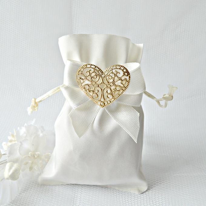 Wedding favor bags by Jasmine wedding prints - 002