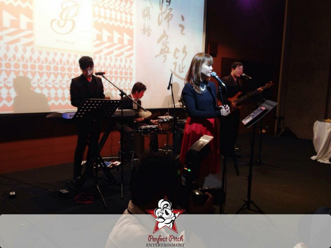 Wedding live Band by Perfect Pitch Entertainment - 005