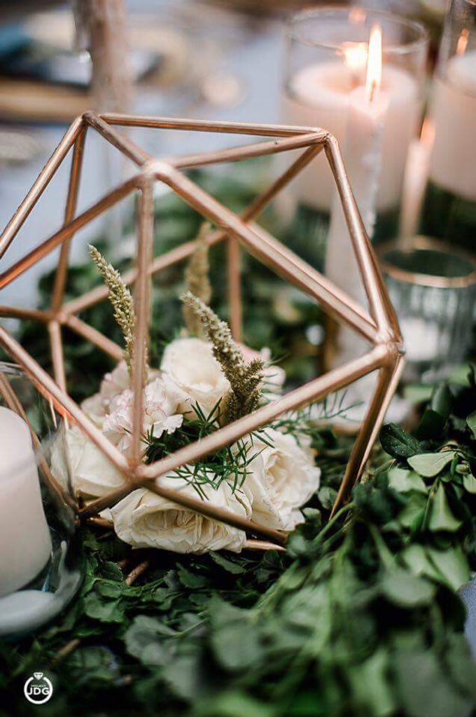 Metallic Whimsical by Whitekraft Event Management and Styling - 007