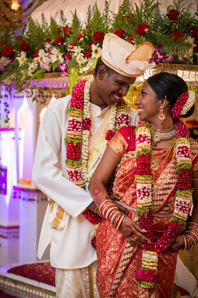 Kumaran & Rathinee Indian Wedding Ceremony by Jamaze Gallery - 014