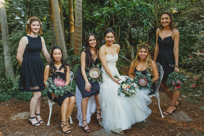 Michelle + Elliott by Sydney Floral Events - 002