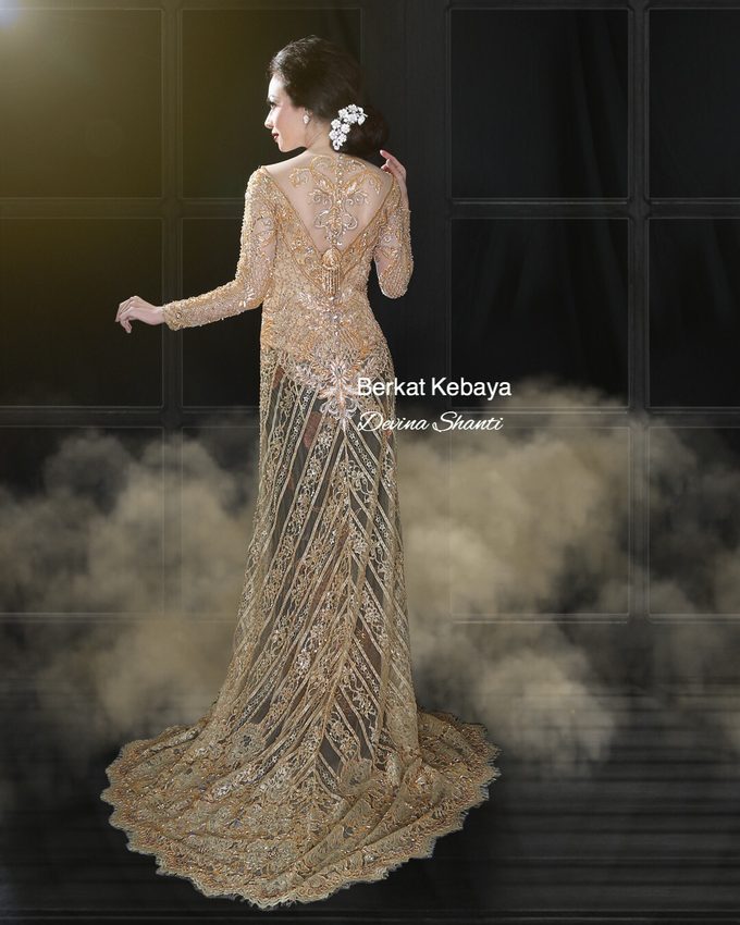 Wedding Gowns by Berkat Kebaya By Devina Shanti - 028