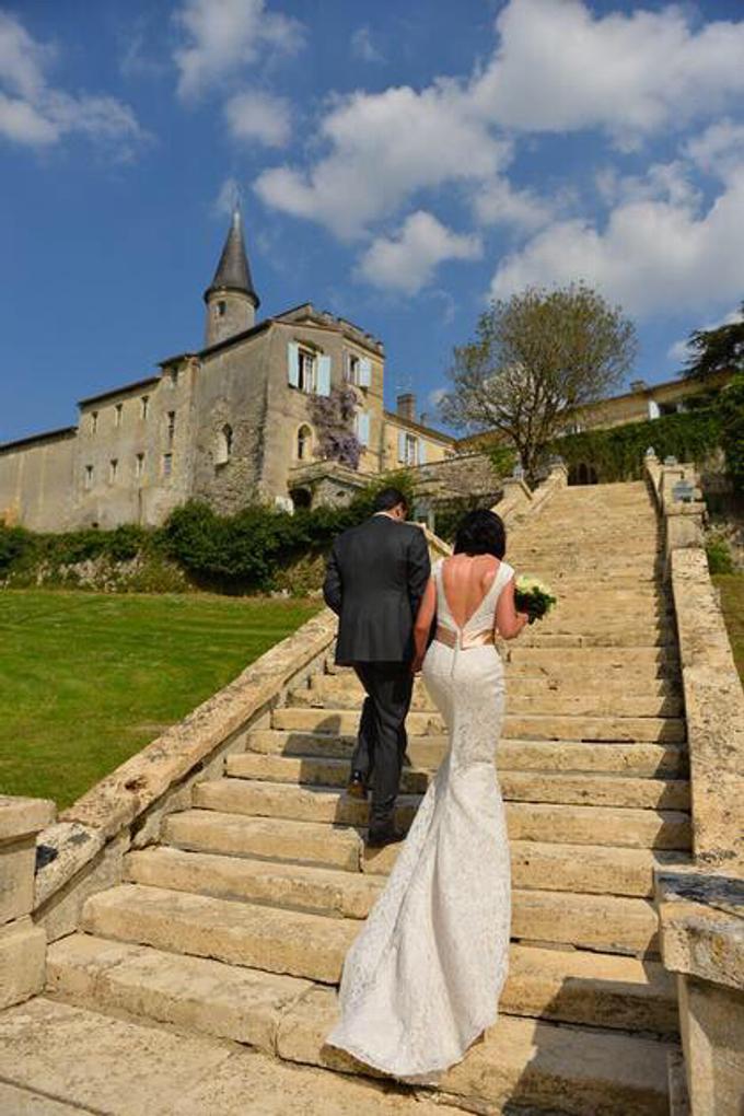 French Wedding Chateau  by Chateau Lagorce / French Wedding Chateau - 002