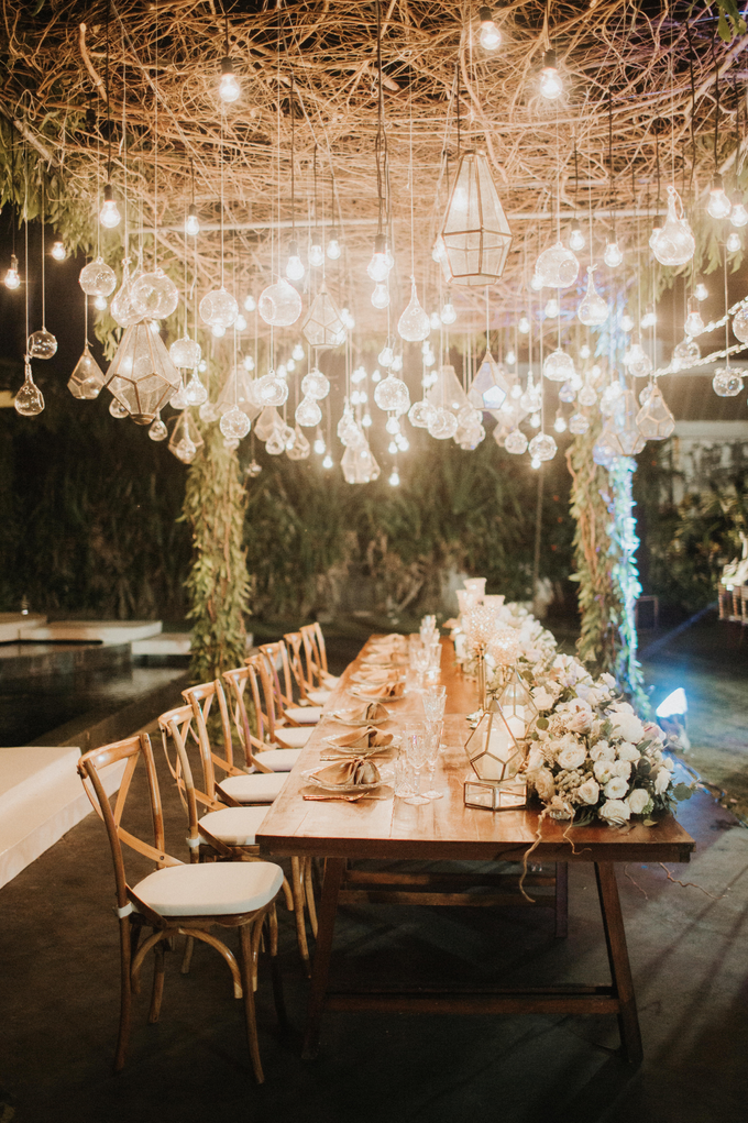 Hendri & Sella Wedding by It's True Wedding Planner and Decoration - 041