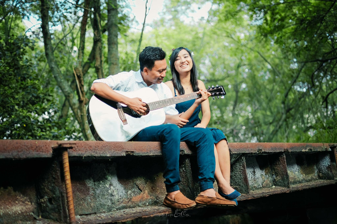 Sithu & Thinzar by Amour & Co. - 001
