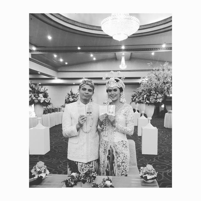 The Wedding of Aditya Soleh & Stephanie Octavia by Sugarbee Wedding Organizer - 005