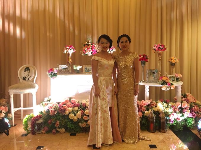 Michael & Esika Wedding by Hotel Aryaduta Jakarta - 001