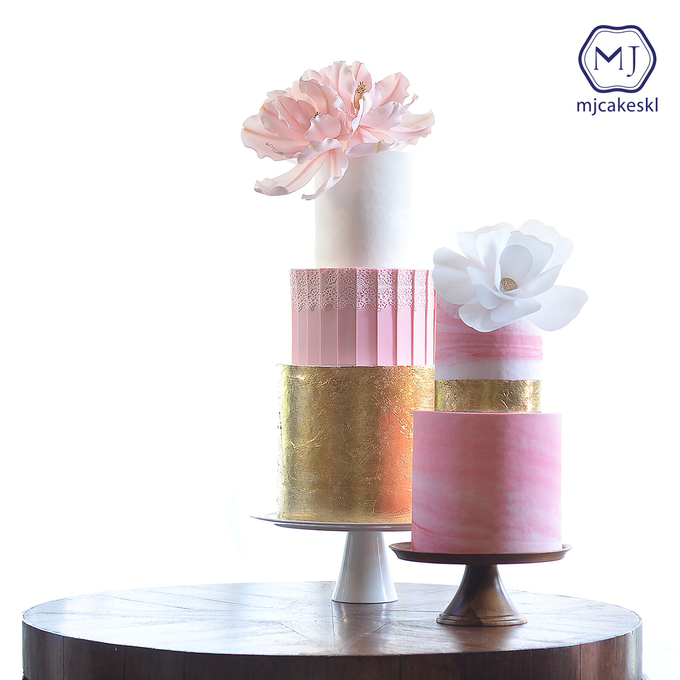 Wedding cakes by MJCakesKL - 004