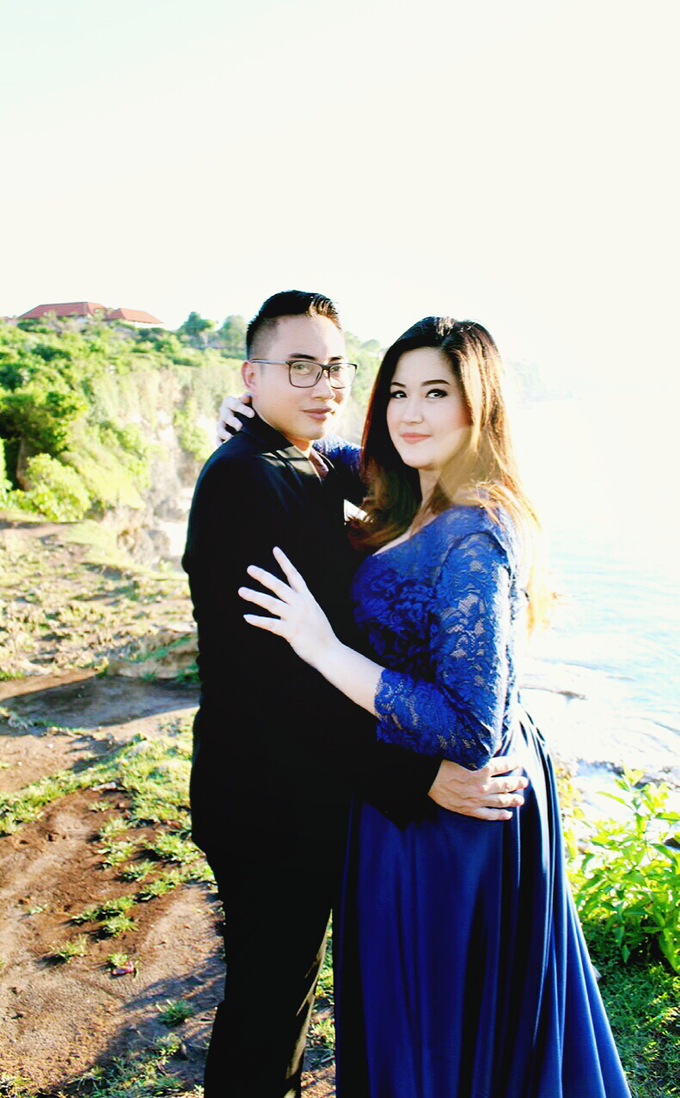 PLUS SIZE DRESS FOR PRE WED PHOTOSHOOT (A&I) by TS BRIDAL BALI - 009