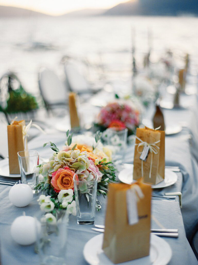Wedding in sea by Marry Me agency - 028