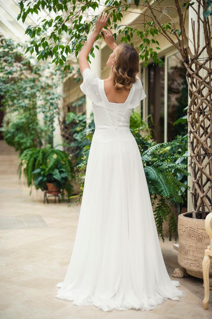 """My Little Bird"" Wedding Dresses Collection  by APILAT - 022"