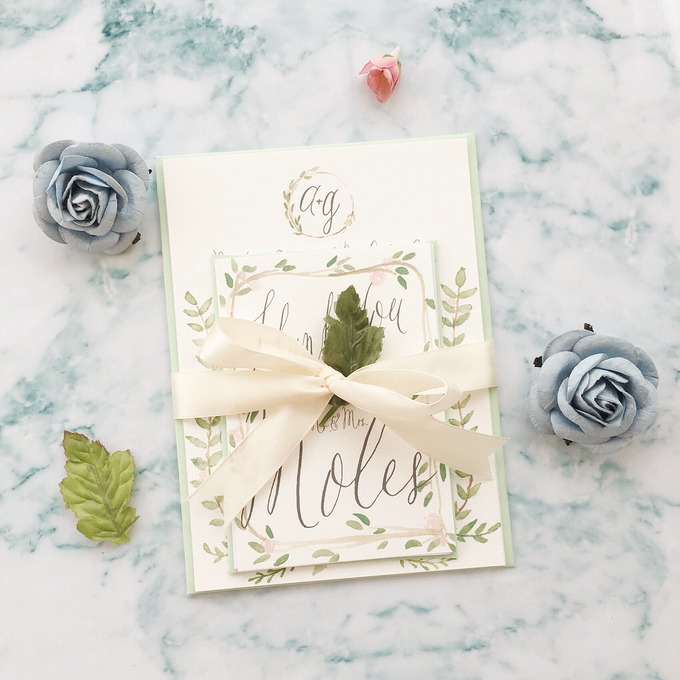 Botanical Suite by Meilifluous Calligraphy & Design - 008