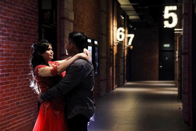 Prewedding of Pepi & Natasya by AyuAbriyantimakeupartist - 005