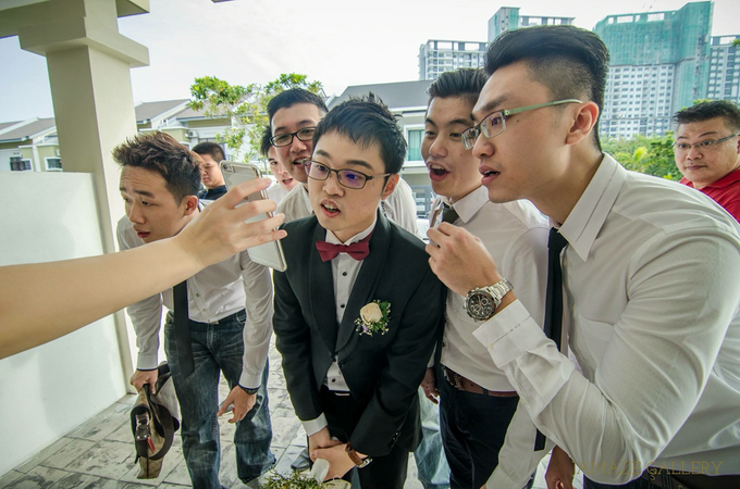 Kah Pei & Sook Kwan Wedding Ceremony by Jamaze Gallery - 011