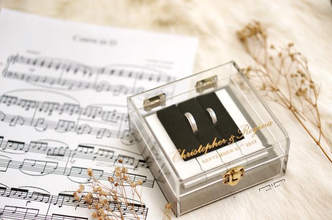 Wedding Ring Box (Piano Theme) by NINbox.box - 005