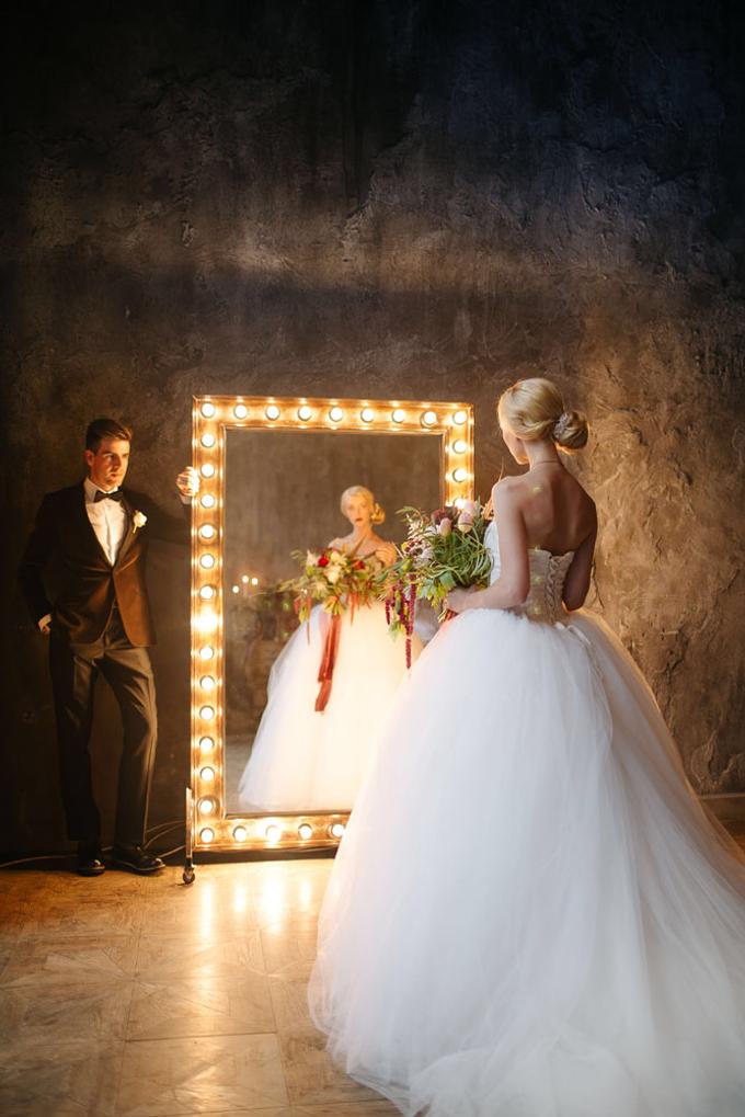 Marsala wedding by Aleksandra Sashina - 010