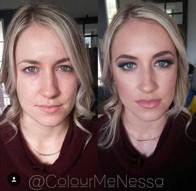 Makeup  by C.E Bridal - 004