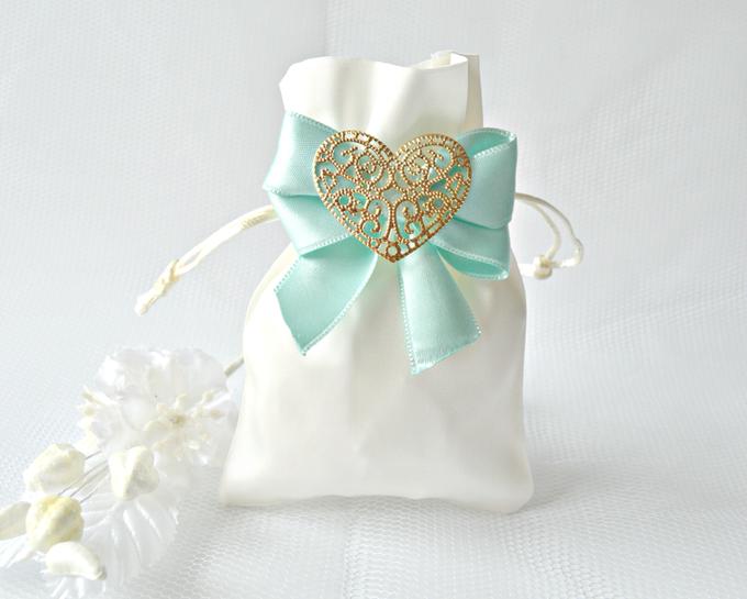 Wedding favor bags by Jasmine wedding prints - 001