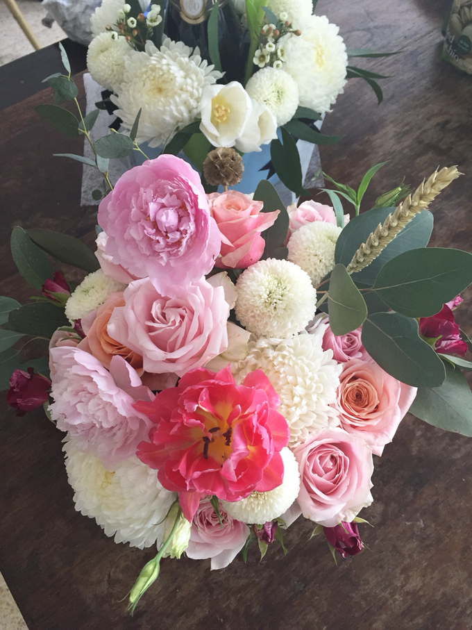 Floral Journal  by D'Alexandra Flowers - 017