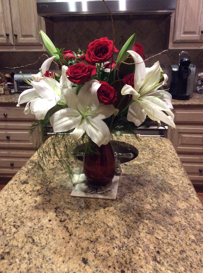 Floral Arrangements I've made by Luxe Events & Weddings - 001