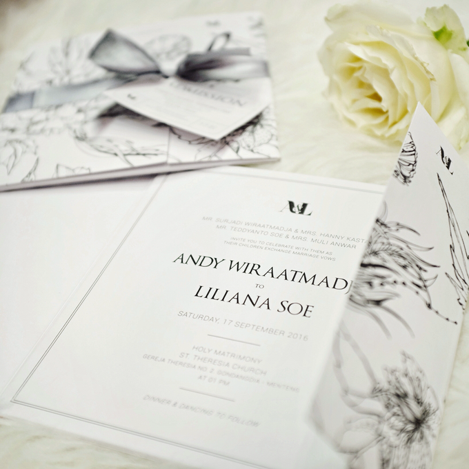 Andy & Liliana by YOE'S CARD - 001