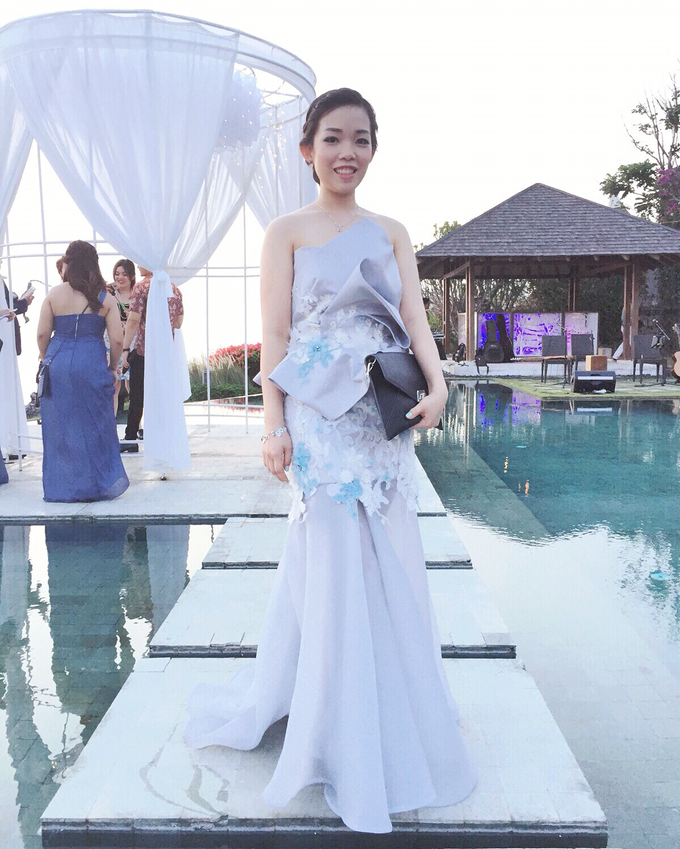 Sister of the Groom &  Bride by Jessica Huang - 022