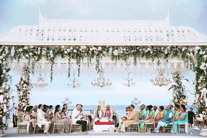 Ekta & Jinesh's Indian wedding celebrations by Butter Bali - 009
