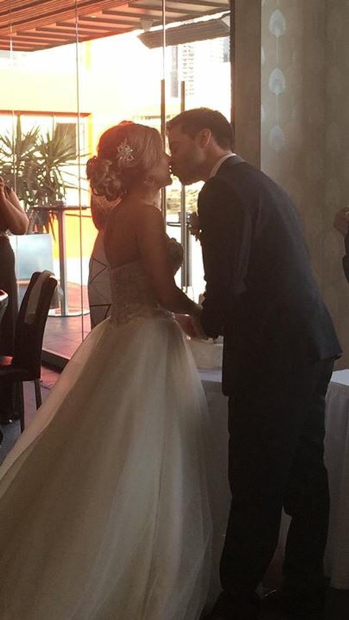 Wedding | Rebecca & Michael by Felicia Sarwono Makeup Art - 011