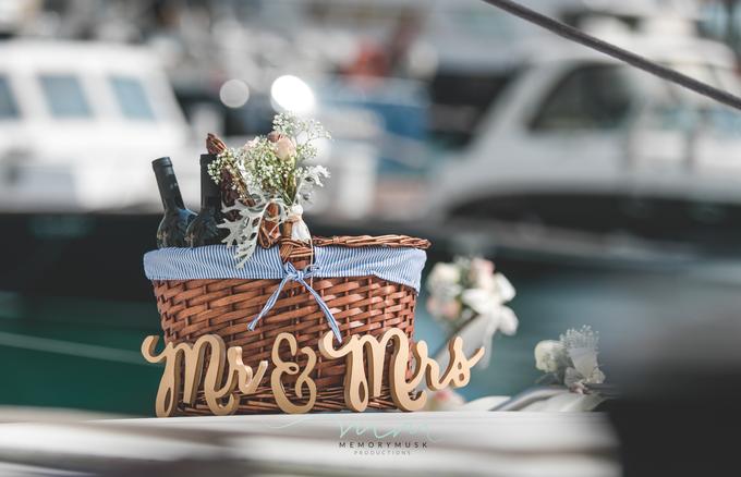 Yacht Pre Wedding by memorymusk - 011