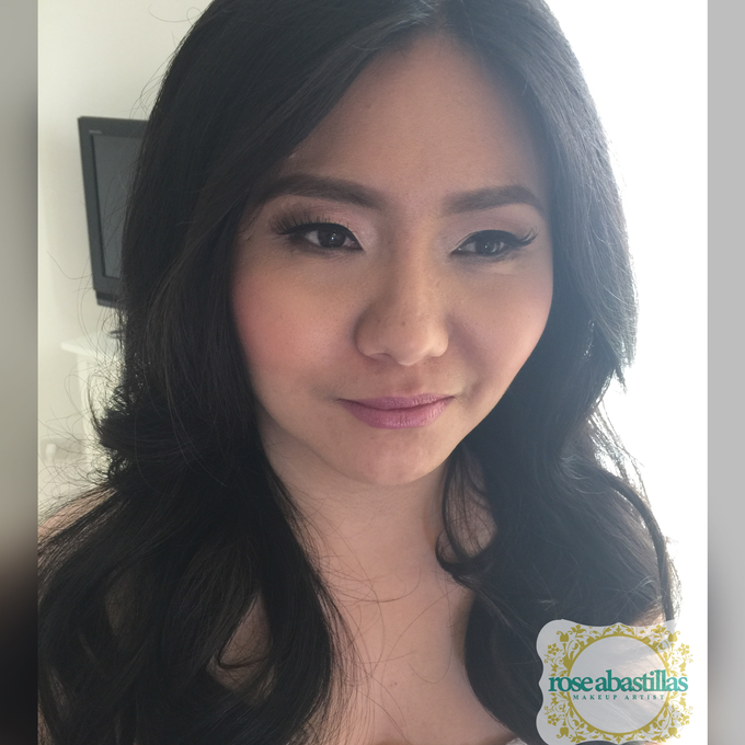 My Brides  by Makeup By Rose Abastillas - 009
