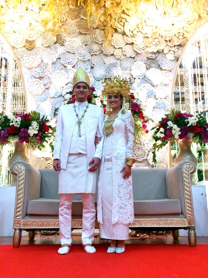 Ella & Fahris Wedding by SEDJOLI WEDDING ORGANIZER - 004