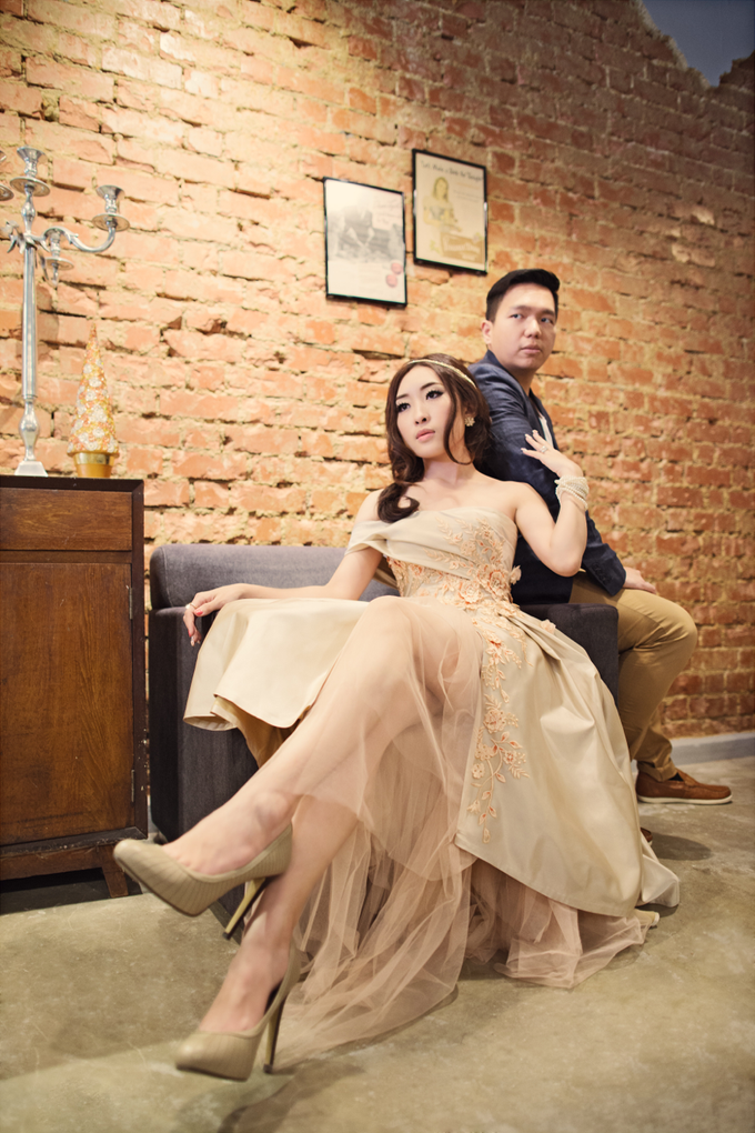 Prewedding of Defry & Piphin by Jessica Huang - 003