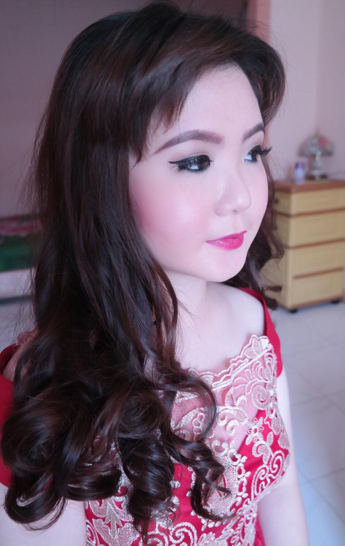 Hair & makeup by vinamakeupartist - 005