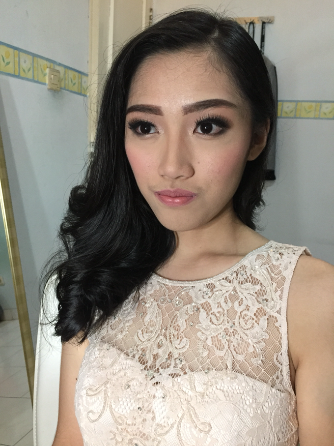 Special Occassion Makeup 1 by Troy Makeup Artist - 021