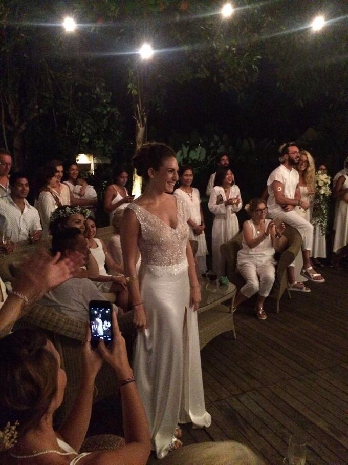 Alessia Sacco Wedding Reception  by FANNY KARTIKA - 004