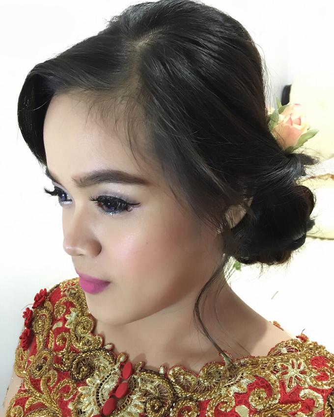 Hair & makeup by vinamakeupartist - 013
