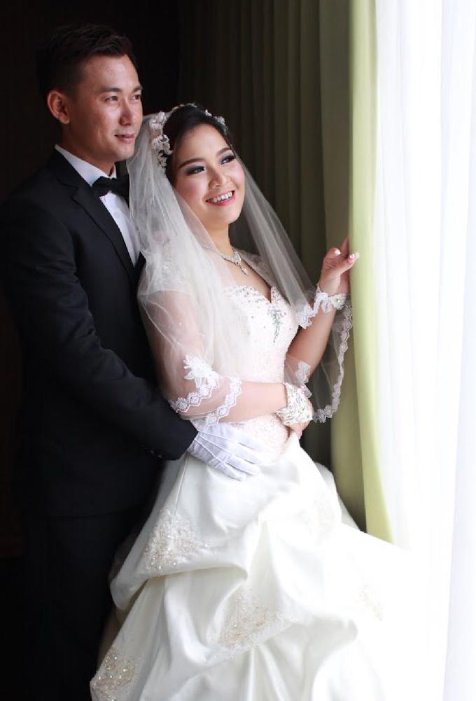 Weddingday of Paulus & Pingkan by Magdalena Young Bridal - 007