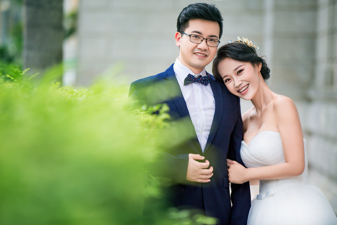 Mr&Mrs Chuang Pre wedding  by Cocoon makeup and hair - 001