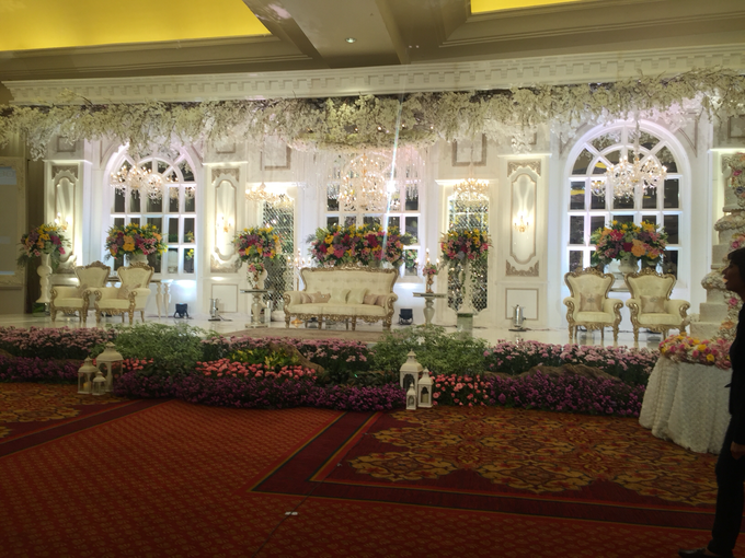 Wedding Adiva & Harun-Grand daughter Elvy Sukaesih by The Ritz-Carlton Jakarta, Mega Kuningan - 003