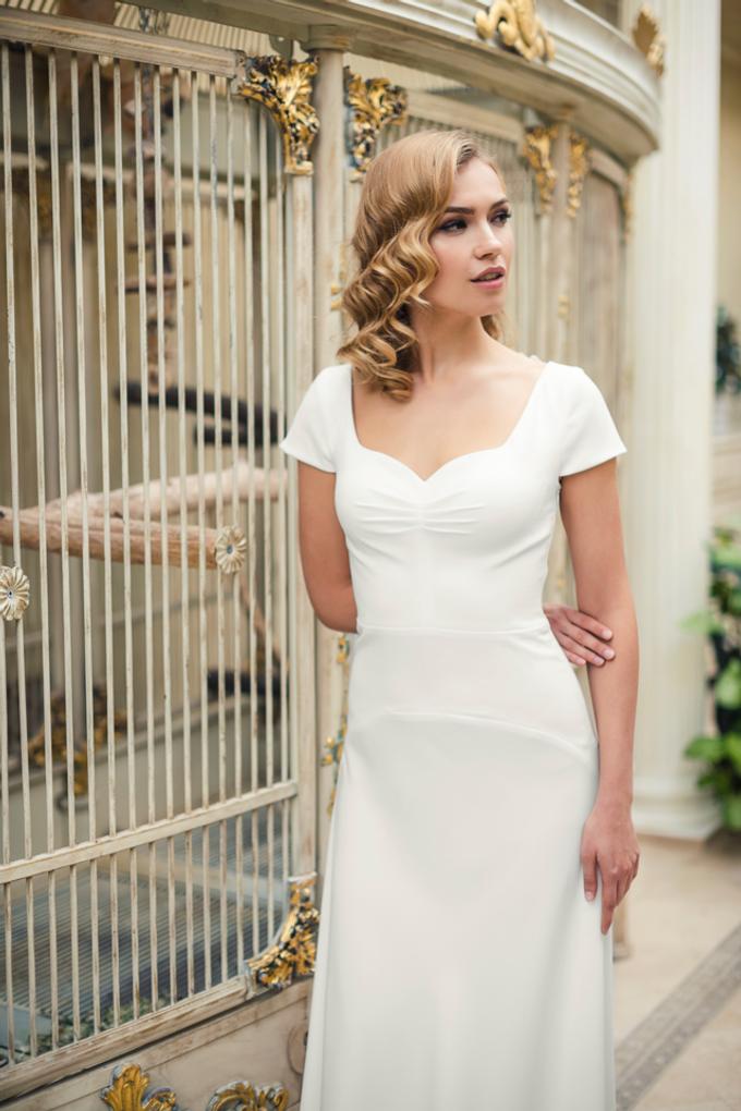 """My Little Bird"" Wedding Dresses Collection  by APILAT - 009"